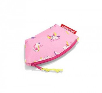 Coin purse Kids abc friends pink