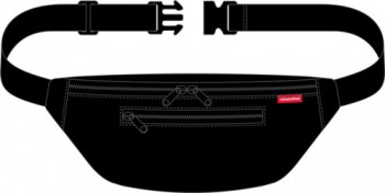 Beltbag M black